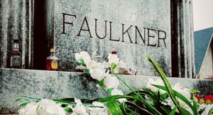 faulkner grave
