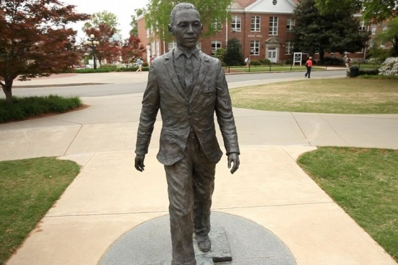 Civil Rights Monument - Oxford MS