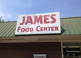 James Food Center Oxford MS