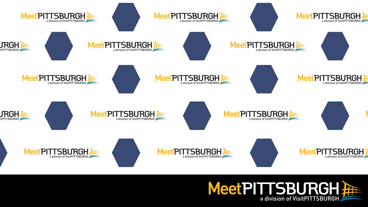 MeetPGH Logo Wall