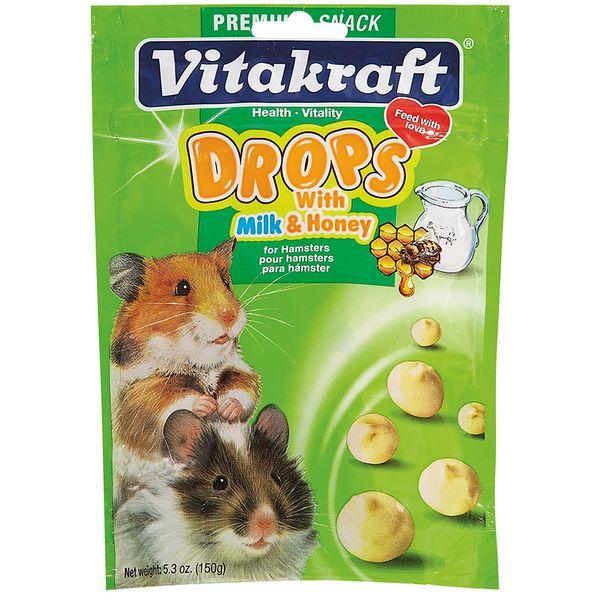 Hamster yogurt treats
