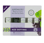 Image of Andalou Naturals Get Started Age Defying Kit