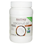 Image of Nutiva Organic Extra Virgin Coconut Oil