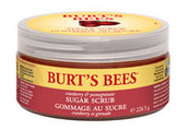 Image of Burt's Bees Cranberry & Pomegranate Sugar Scrub