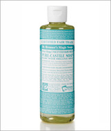 Image of Dr. Bronner's Organic Baby Mild Pure Castile Soap Liquid