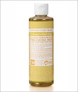 Image of Dr. Bronner's Organic Citrus Orange Oil Castile Soap
