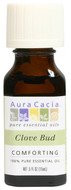 Image of Aura Cacia Essential Oil, Clove Bud
