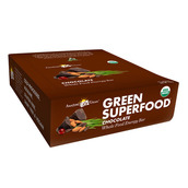Image of Amazing Grass Chocolate Green Superfood Bar ~ Box of 12