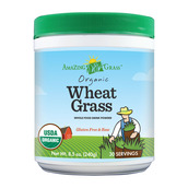 Image of Amazing Grass Organic Wheat Grass Powder