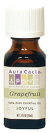 Image of Aura Cacia Essential Oil, Grapefruit