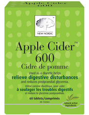 Image of New Nordic Apple Cider 600