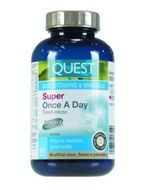 Image of Quest Super Once A Day Multivitamins & Minerals, Timed Release