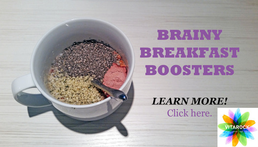 Brainy Breakfast Boosters