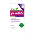 Genuine Health FAST pain relief, 90