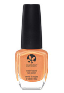 Image of Suncoat Water Based Nail Polish, Apricot