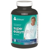 Platinum super easymulti 45 + Men, 120 capsules