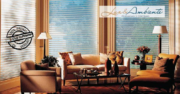Hermosas cortinas y persianas para decorar tu hogar con el - Persianas bonitas ...