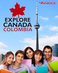 Participa en el sorteo de un viaje a Toronto con AVIANCA y de una beca por un mes con ILAC