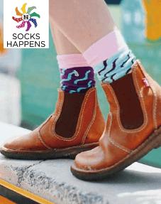 Llévate dos Odd Pears de Socks Happens  por sólo $69.900