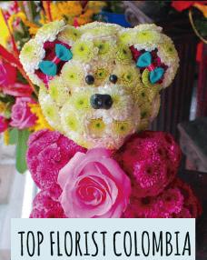 10% de descuento en osos de Top Florist