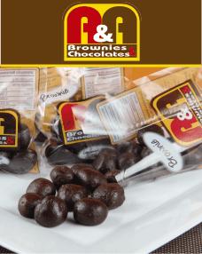 Llévate GRATIS un paquete personal de bolitas de brownie
