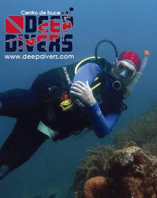 Bono de $60.000 para tu curso de buceo Open Water Diver