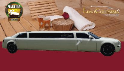 Plan Spa y Limo con amigos por sólo $564.000