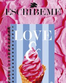 Por la compra de un cuaderno te regalamos una agenda de la nueva colección
