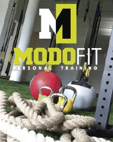 GRATIS, 2 semanas de entrenamiento en MODOFIT