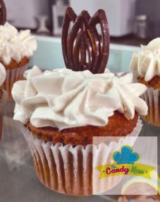 Llévate hasta un 40% OFF en tortas y cupcakes.
