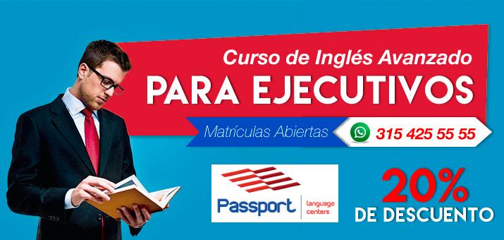 20% de Descuento para curso Ingles Avanzado para Ejecutivos