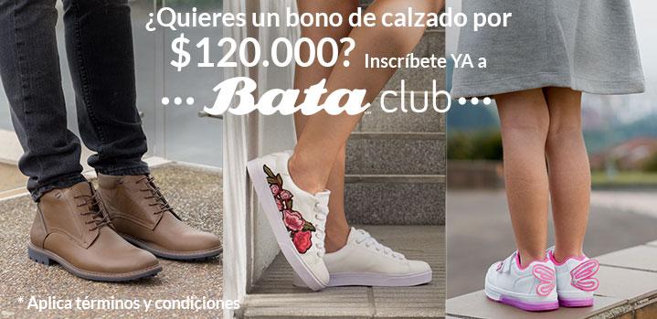 Con Bata comparte y participa en la entrega de Bono de $120.000