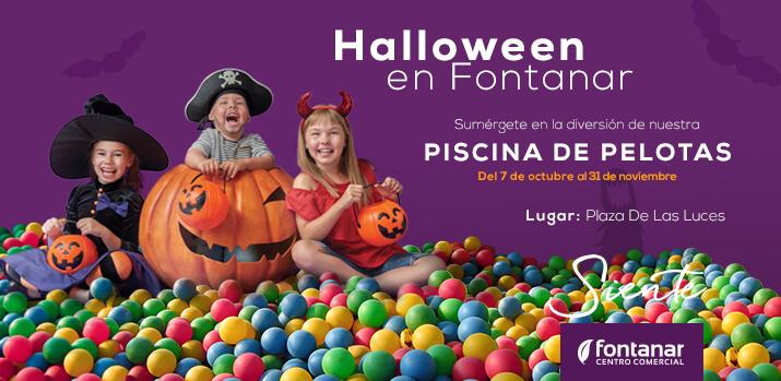 Sumérgete en la diversión de la Piscina de Pelotas en Fontanar Centro Comercial