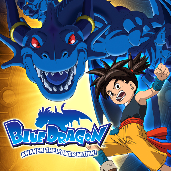 Blue Dragon Season 1, Vol.1