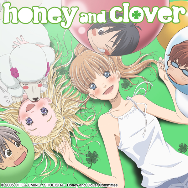 Honey And Clover, Season 1, Volume 1