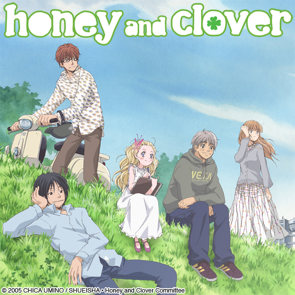 Honey and Clover, Season 1, Volume 2