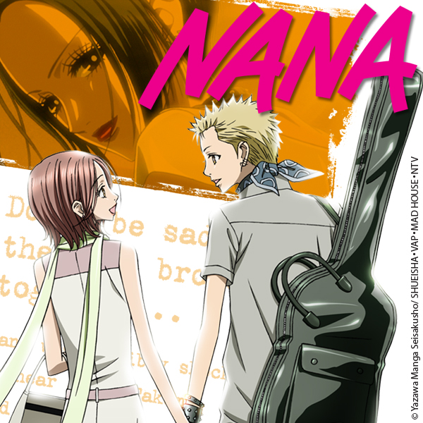 Anime > Download-to-Own Editions > Nana