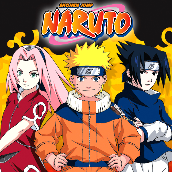 Naruto Season 1, Vol. 1