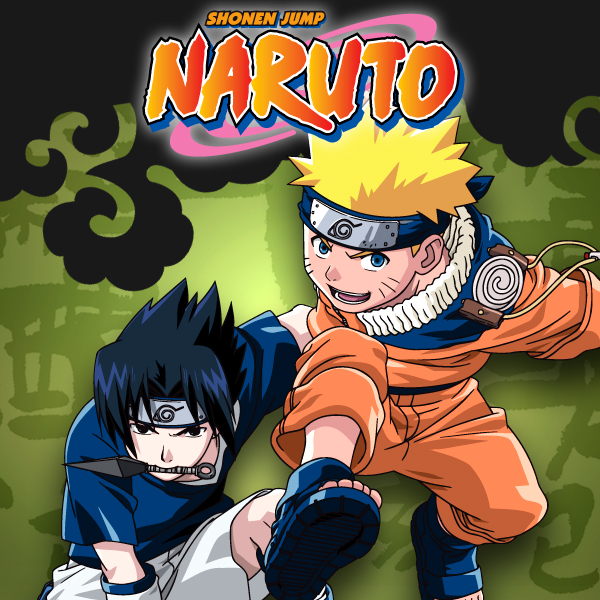 Naruto Season 1, Vol. 2