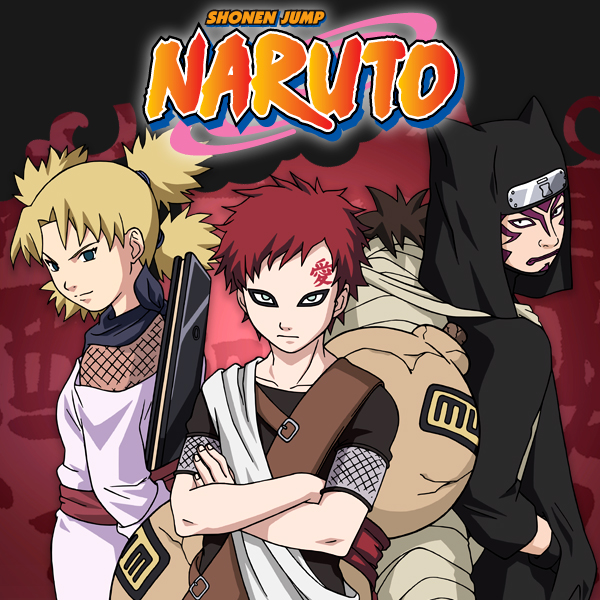 Naruto Season 1, Vol. 3