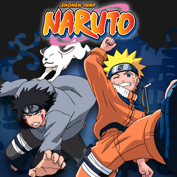 Naruto Season 1, Vol. 4