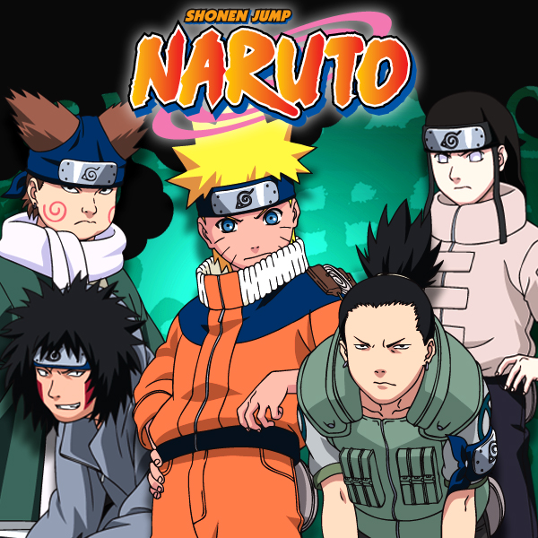 Naruto Season 3, Vol. 1