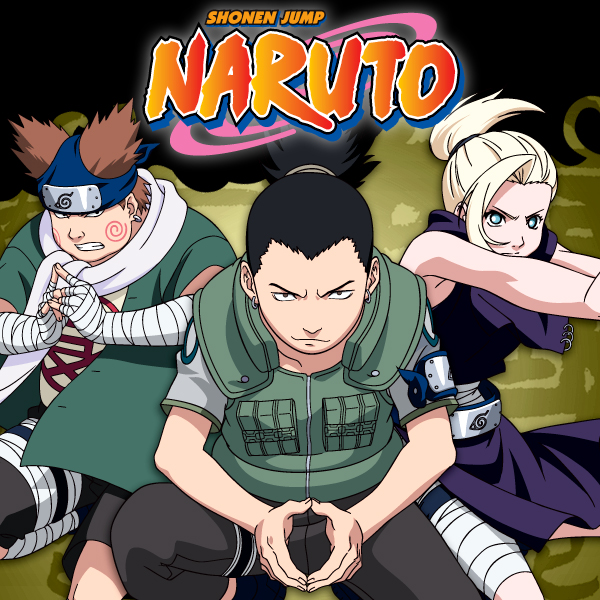 Naruto Season 4, Vol. 3