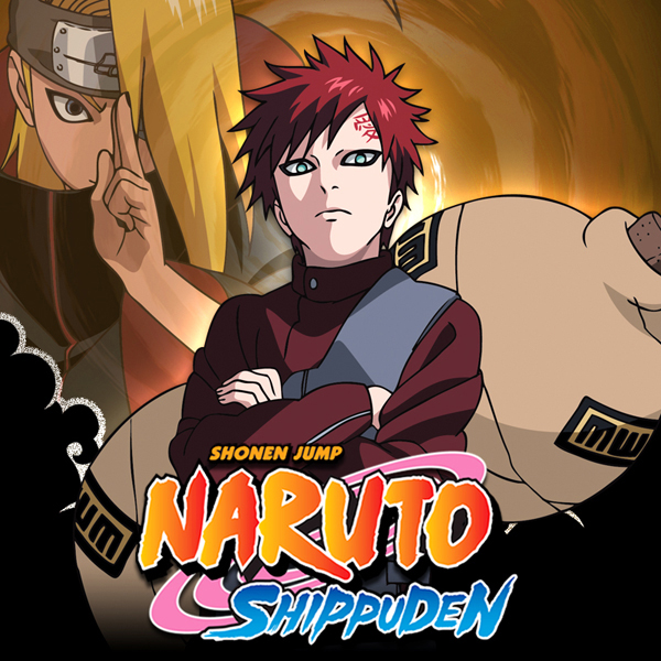 Naruto Shippuden, Season 1, Vol.2