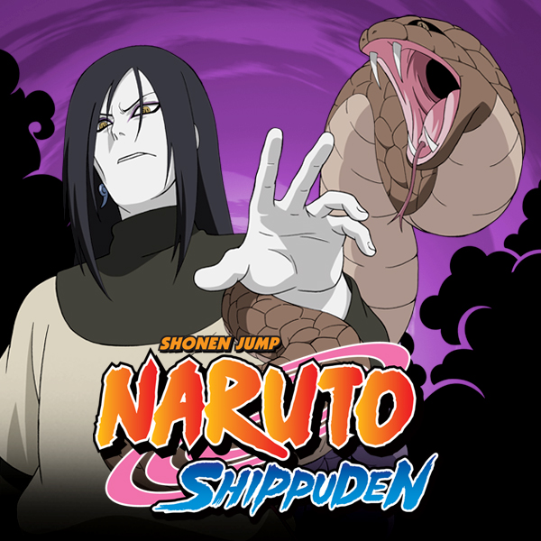 Naruto Shippuden, Season 3, Vol.1