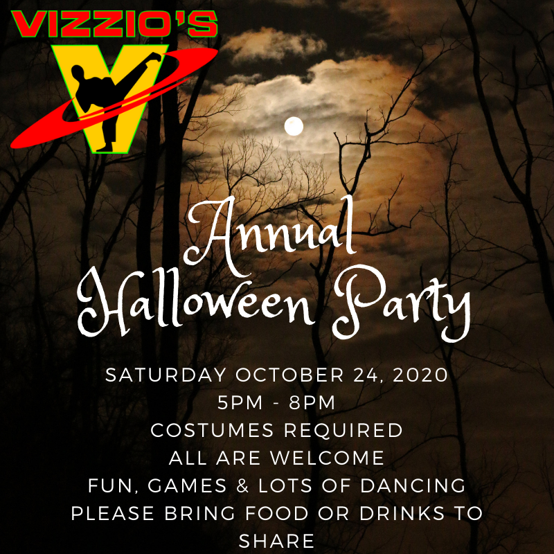 Free Halloween Party, games, fun, music, dancing, costumes