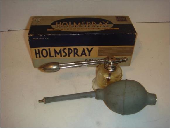 1940s Atomizer