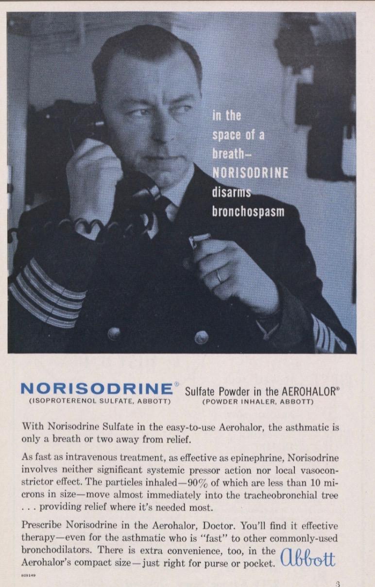 Norisodrine sulfate