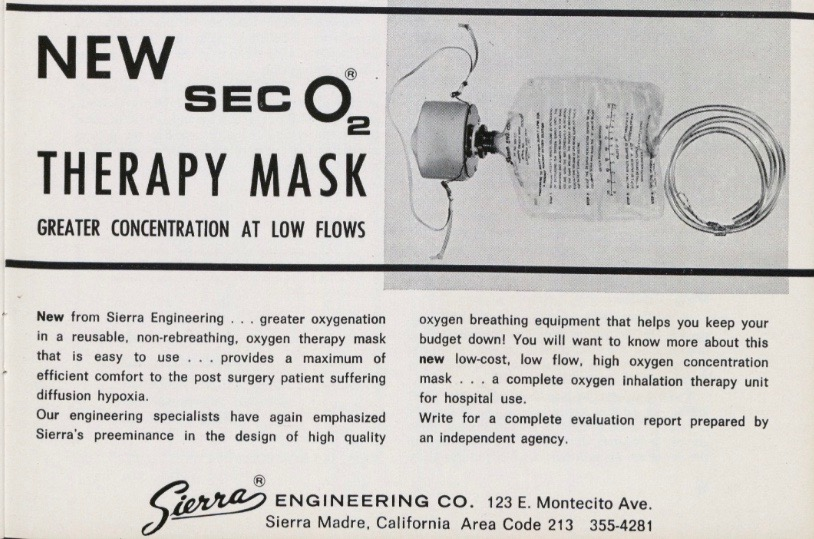 SecO2 Therapy Mask