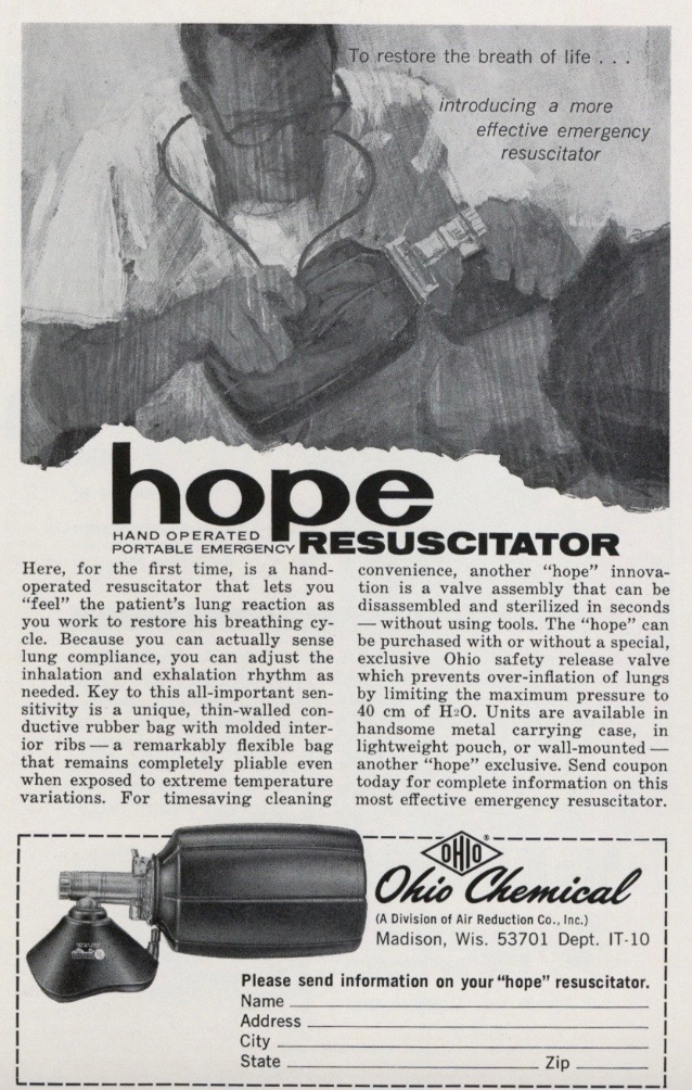 Ohio Hope Resuscitator